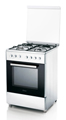 COOKERS WITH OVEN CBCG6W543
