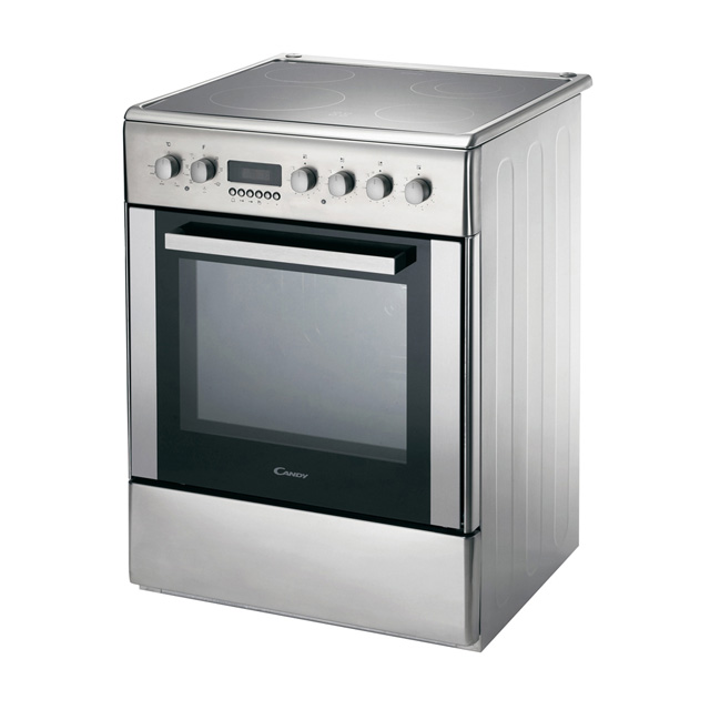 COOKERS WITH OVEN CCV6525X