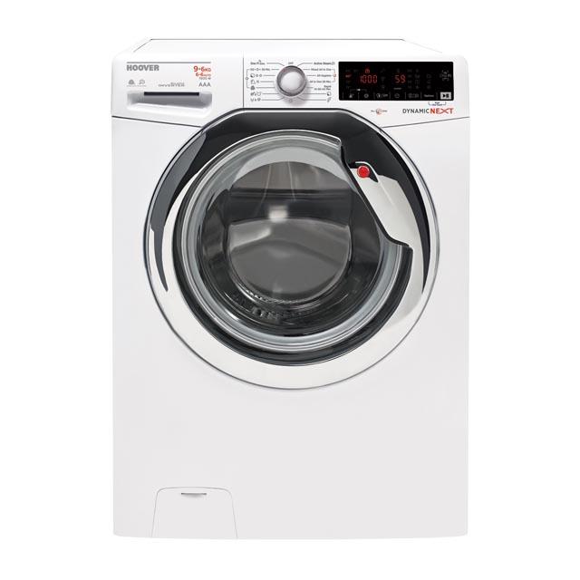 Lave-linge séchant WDWOA 596AHC-S