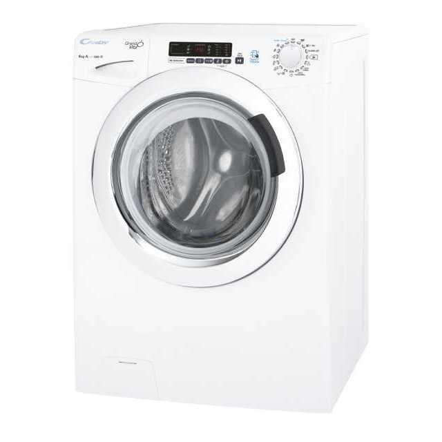 Iš priekio įkraunama skalbimo mašina GVS34 126DC3/2-S