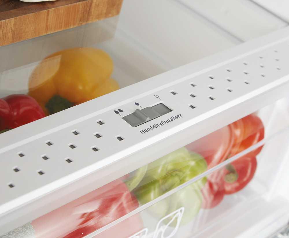 COMBINED HVN 6182X5K | Refrigerators | Hoover