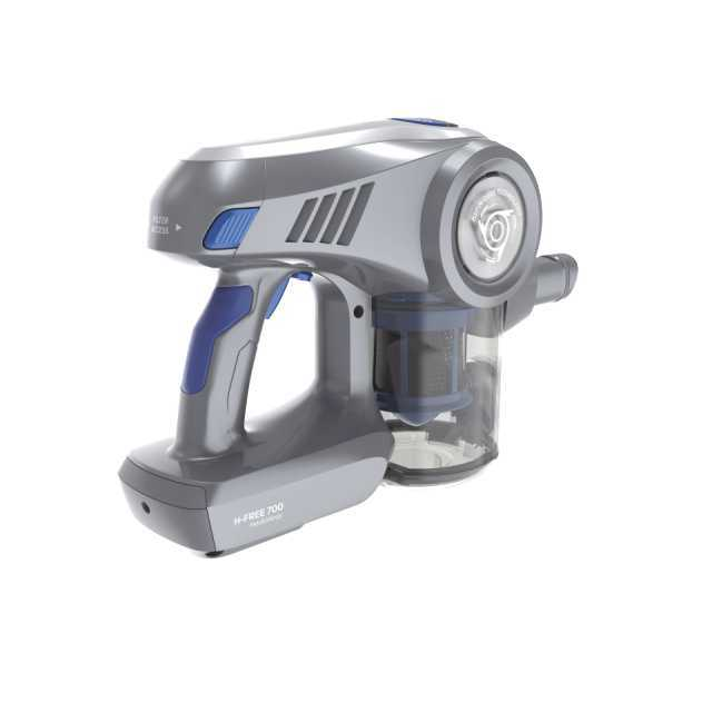 Akumulátorové tyčové vysavače HF722PTLG 011
