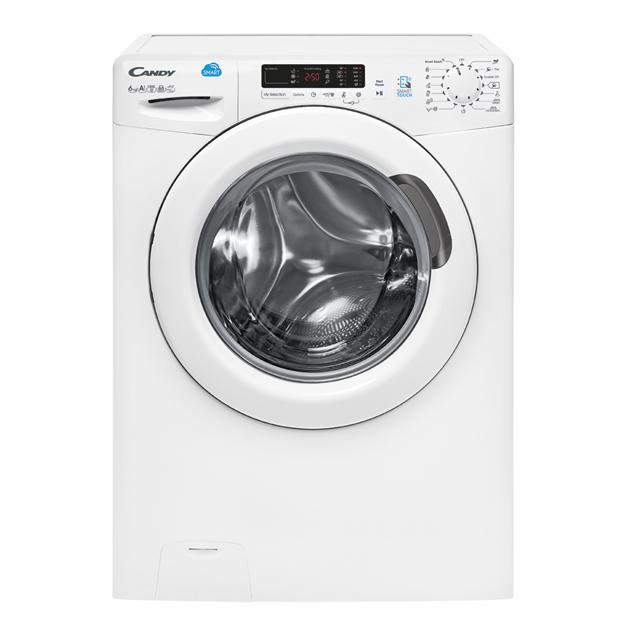 Iš priekio įkraunama skalbimo mašina CS34 1262D3-S