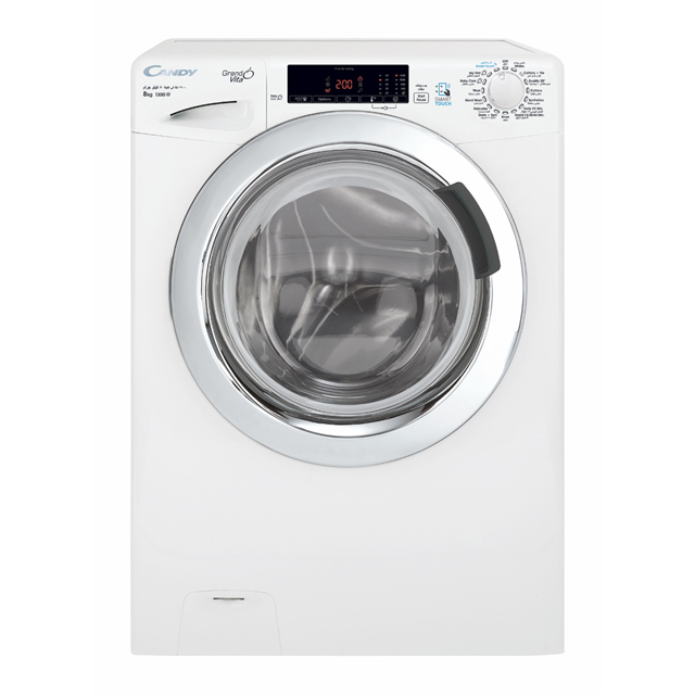 Front Loading Washing Machines GVS 138TC3-04