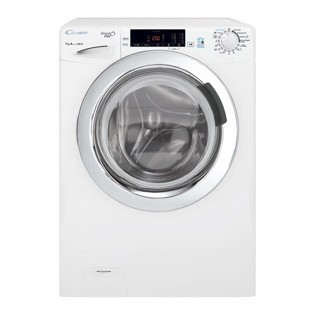 Iš priekio įkraunama skalbimo mašina GVS4 137TWC3/1-S