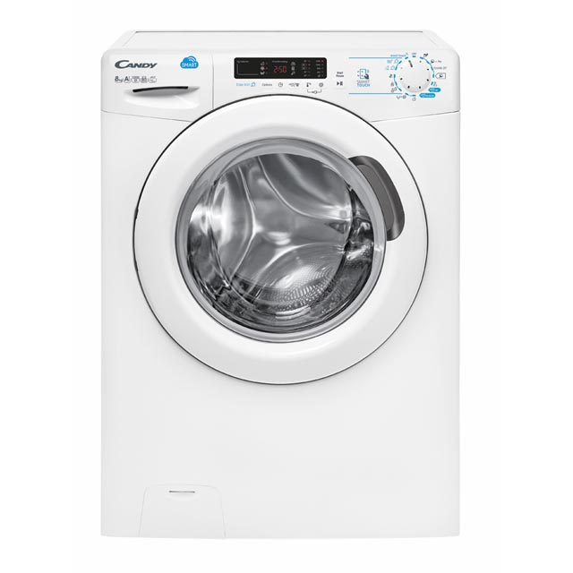 Front Loading Washing Machines CSS 1282D3-S