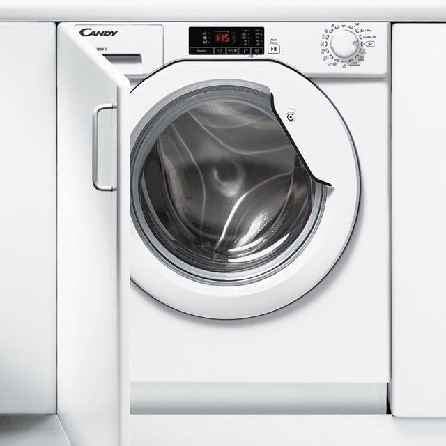 Máquinas de lavar roupa de carregamento frontal CBWM 712D-S
