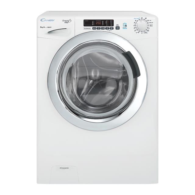 Front Loading Washing Machines GVS 138DC3-S