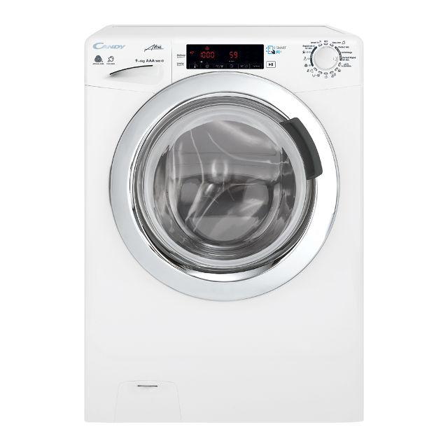 пералня със сушилня GVFW 596TWHC-S
