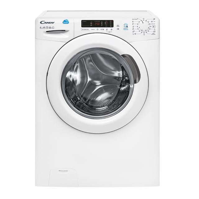 Iš priekio įkraunama skalbimo mašina CS4 1062D3/1-S