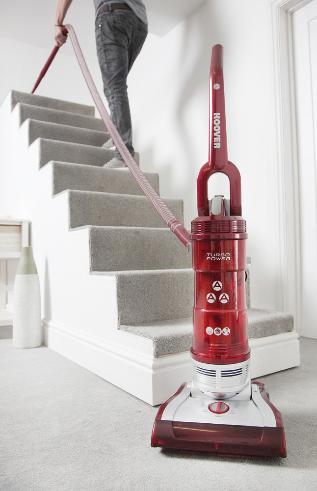 Turbo Power Tp71 Tp09001 Upright Vacuum Cleaners Hoover