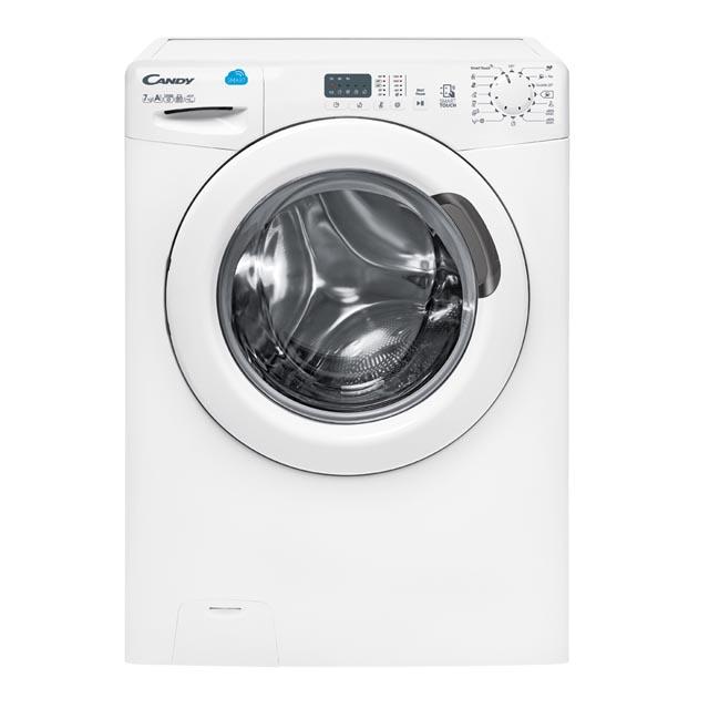 Iš priekio įkraunama skalbimo mašina CS 1271D3/1-S