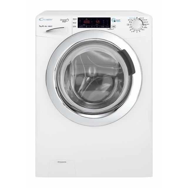 Iš priekio įkraunama skalbimo mašina GVS4137TWHC3/1-S