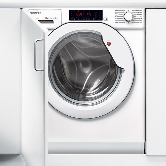 Máquinas de lavar roupa de carregamento frontal HBWM 815TH-S