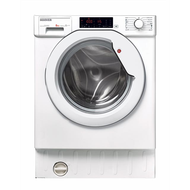 Lave-linge hublot HBWM 815TH-S