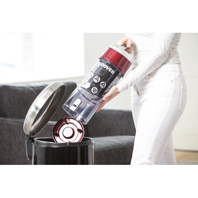 Upright vacuum cleaners VR81 HU01001