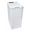 iš viršaus įkraunama skalbimo mašina CVFT G384TMH-S