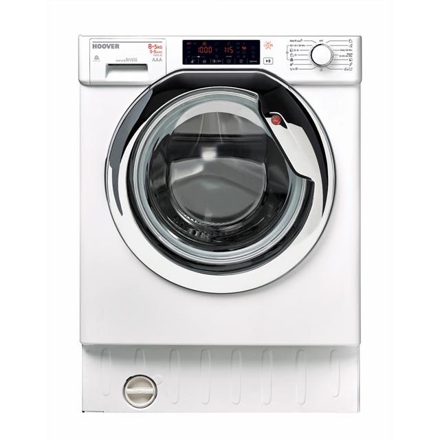 Máquinas de lavar e de secar roupa HBWDO 8514THC-S