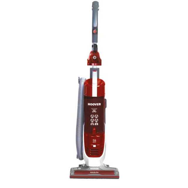 Upright vacuum cleaners VE02 001