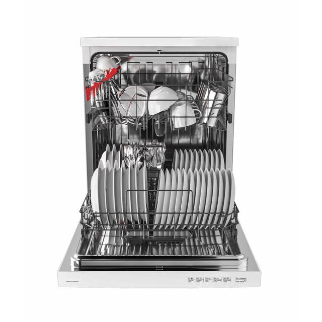 Bulaşık makineleri HFDN 1L360OW-17