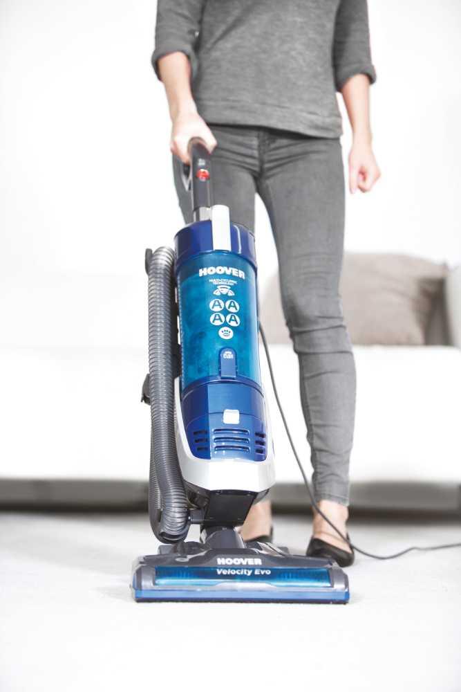 Velocity Evo VE01 001 | Upright vacuum cleaners | Hoover