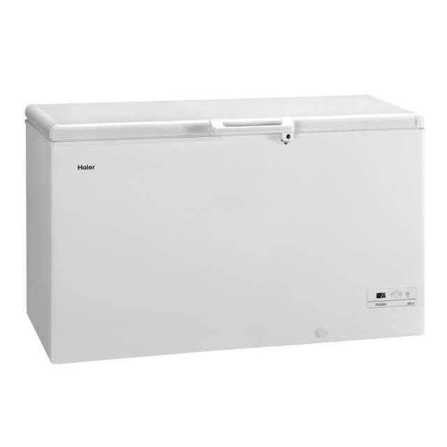 Congélateur coffre HCE429R