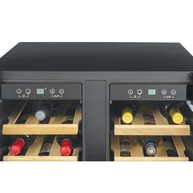 Vyno šaldytuvai CCVB 60D