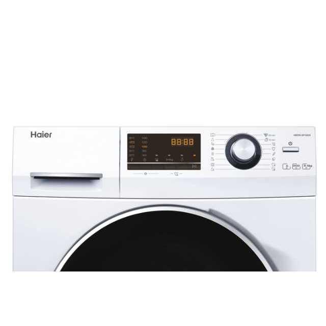 Перални машини със сушилня HWD90-BP14636-S