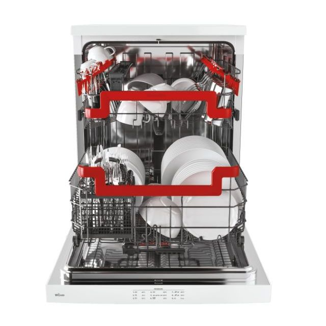 Dishwashers HDPN 2D520PW-80
