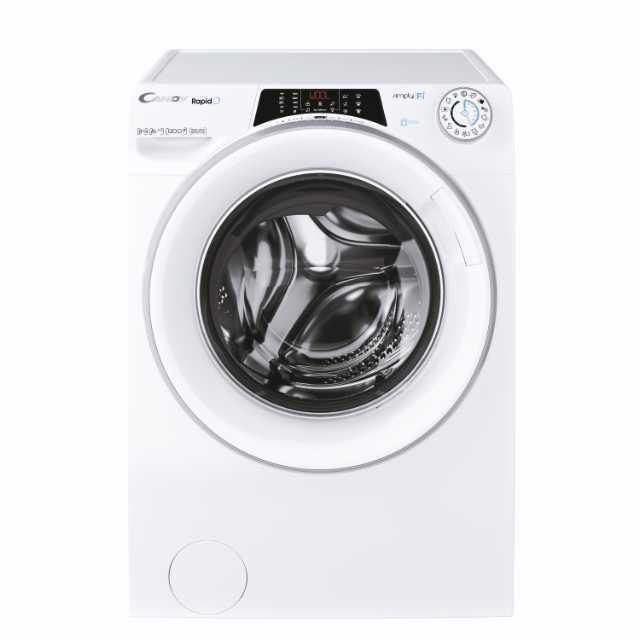 Elöltöltős mosógépek RO 1284DXH5\1-S