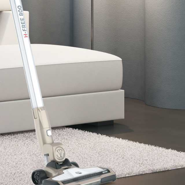 Cordless vacuum cleaners HF822OF 001