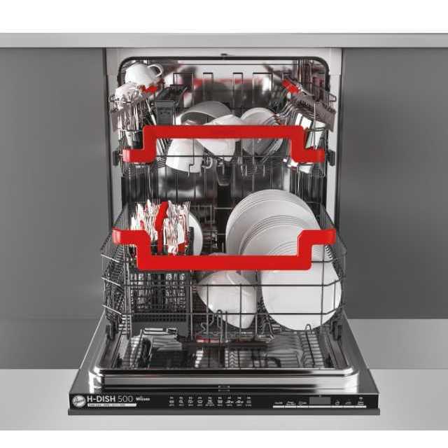 Umývačky riadu HDIN 4D620PB