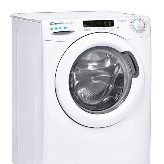Iš priekio įkraunama skalbimo mašina CO 14102D3\1-S