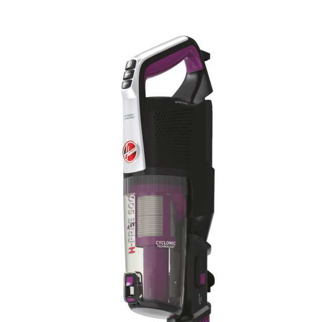 Cordless vacuum cleaners HF522PTE 001
