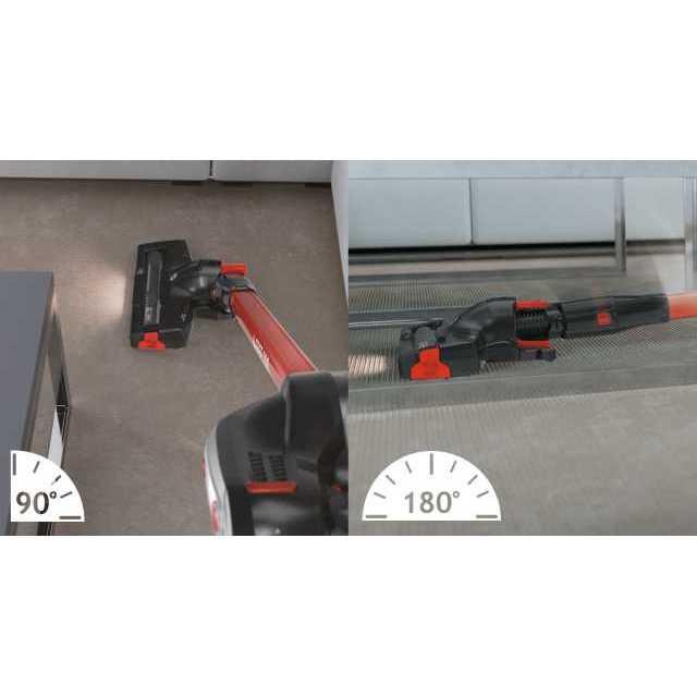Draadloze steelstofzuigers HF222AXL 011