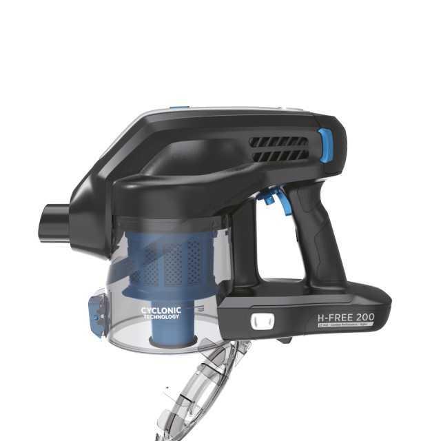 Bezprzewodowe odkurzacze szczotkowe HF222UPT 011