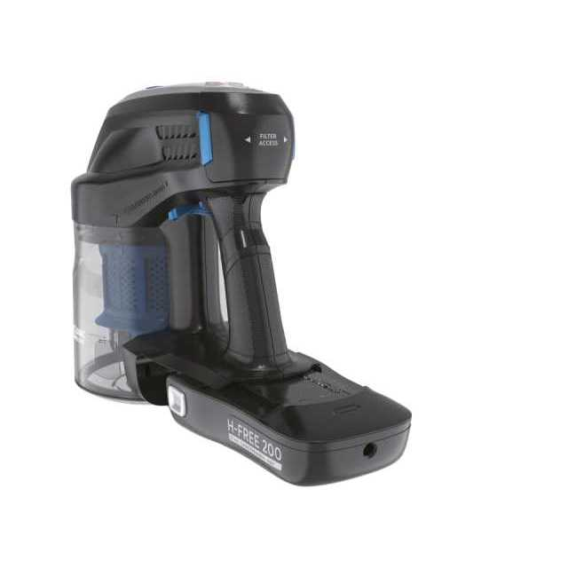 Draadloze steelstofzuigers HF222UPT 011