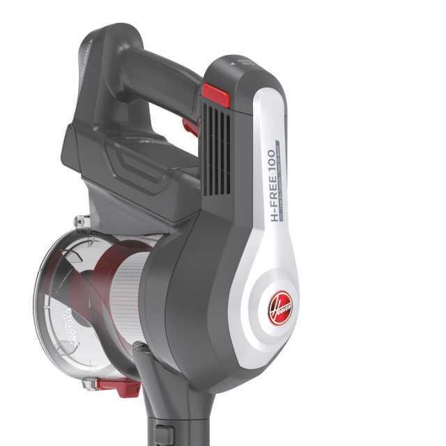 Balais sans fil HF122GPT 011