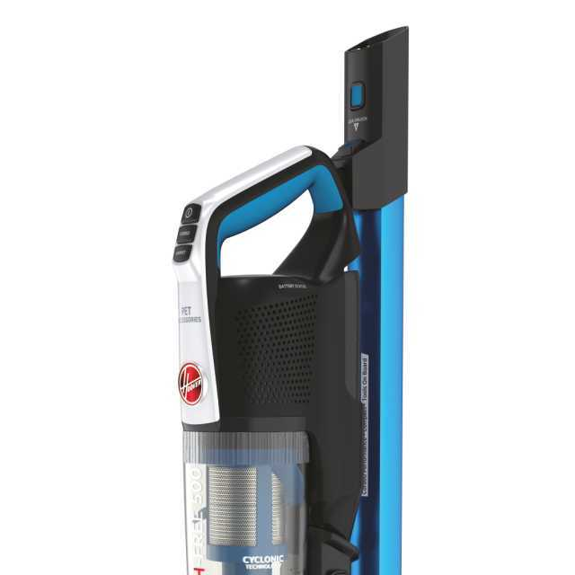 Cordless vacuum cleaners HF522UPT 001