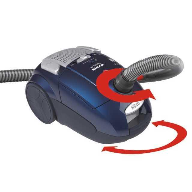 Odkurzacze cylindryczne TE80PET 011