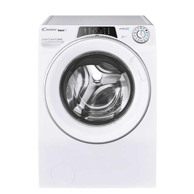 Iš priekio įkraunama skalbimo mašina RO41274DXHS5\1-S