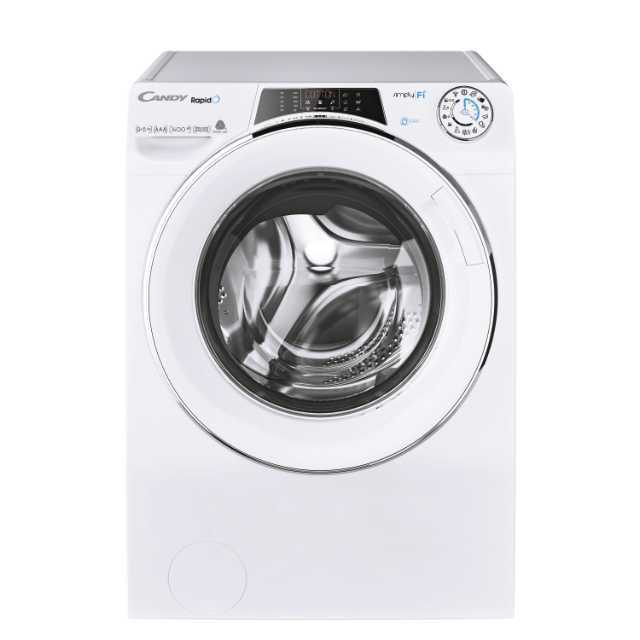 WASHER DRYERs ROW14956DWHC