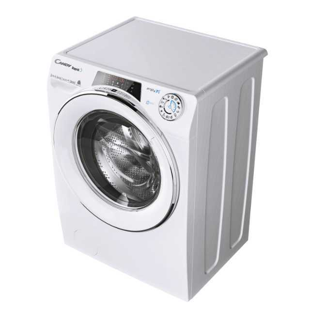 WASHER DRYERs ROW14856DWH