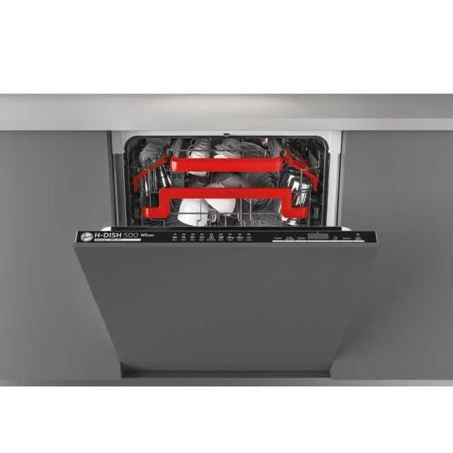 Umývačky riadu HDIN 2D522PB