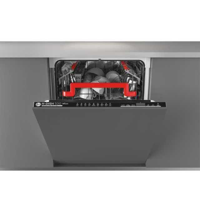 Dishwashers HDIN 4D620PB-80