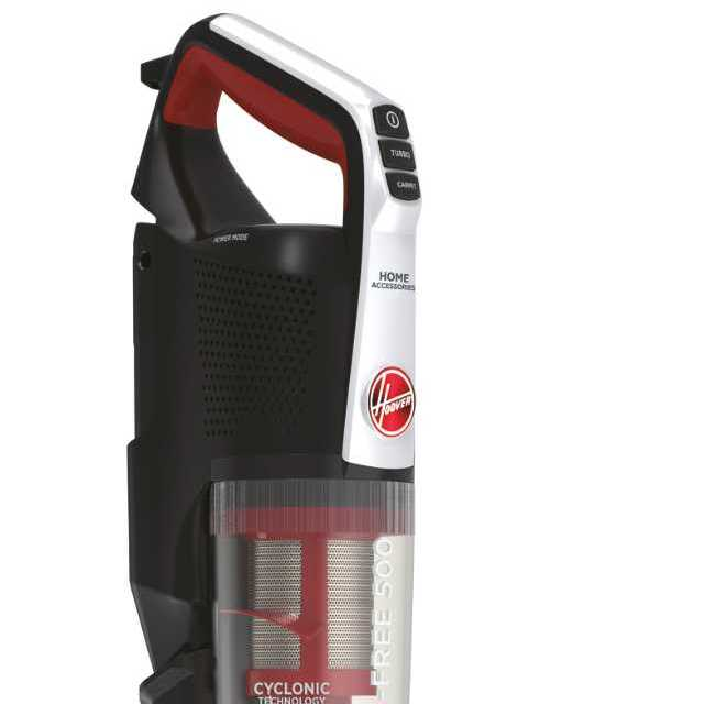 Cordless vacuum cleaners HF522BH 001