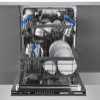 Masini de spalat vase CDIN 4D620PB