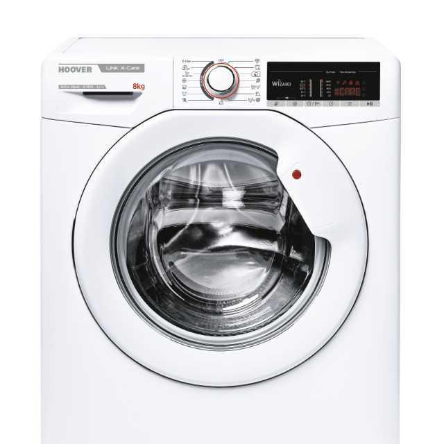 Iš priekio pakraunamos skalbimo mašinos HSX 1485T3-S