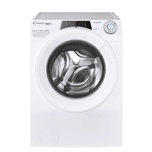 Front Loading Washing Machines RO 16106DWH7\1-S