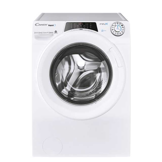 WASHER DRYERs ROW 4854DXH\